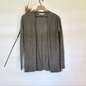 LOFT Lightweight Long Sleeve Cardigan